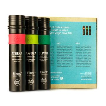 Eliunt Mediterranean Olive Oil Collection 3