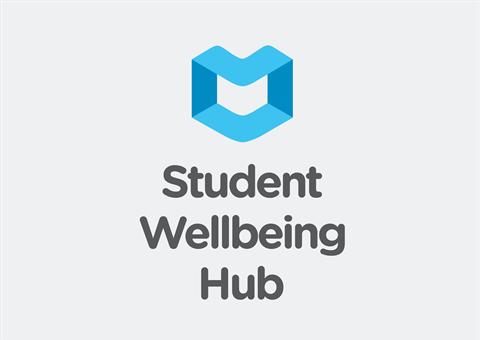 Student Wellbeing Hub logo