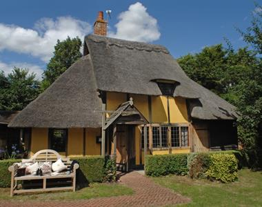 Marmalade Cottage