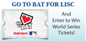 Go To Bat for LISC