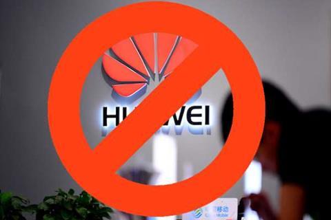 Huawei ban on 5G