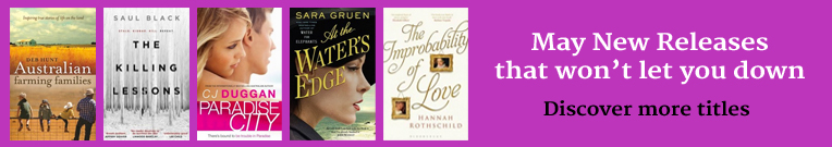 Better Reading May New Releases