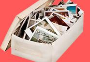 Box of photos