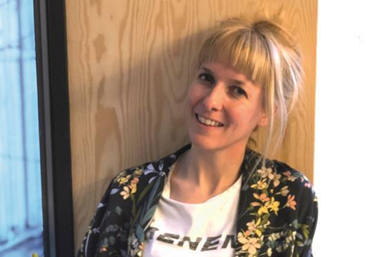 Anne Cornut - What the Blog? (foto: Kato Schaekers)