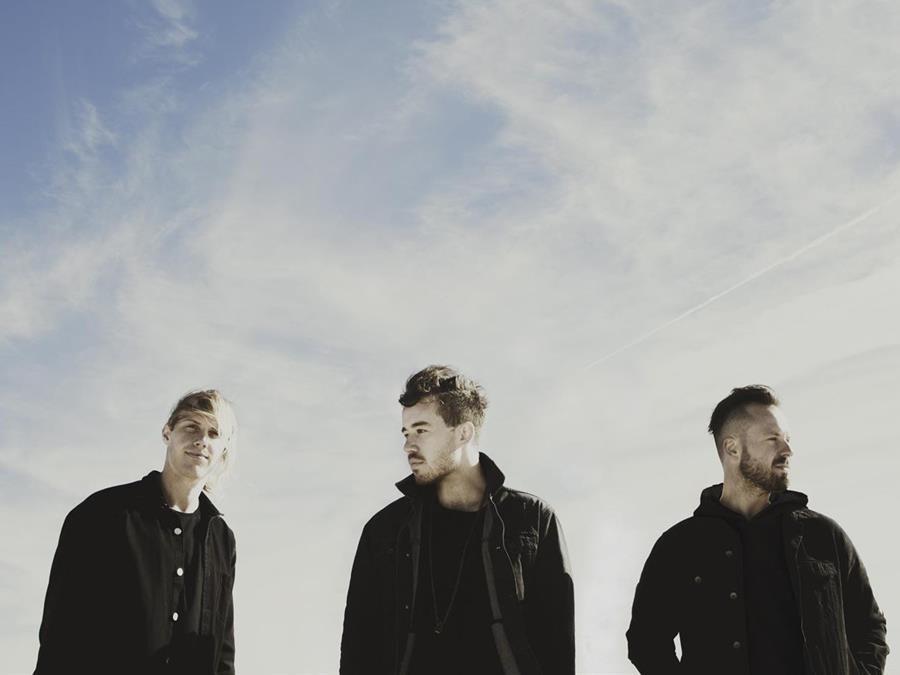 Australian musicians Rüfüs Du Sol