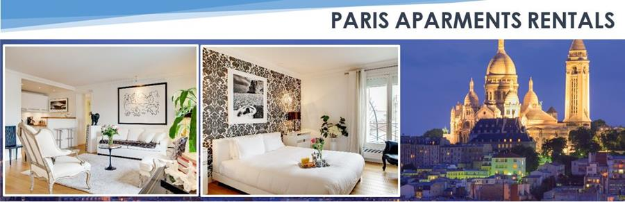 Paris apartment rentals