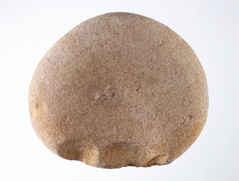 Deep time: hand axe
