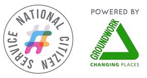 National Citizen Service (NCS) and Groundwork Changing Places logo