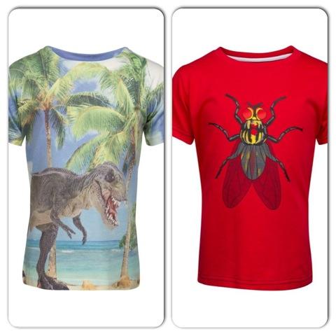 Tierische T-Shirts