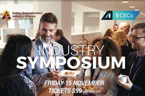 Active Queenslanders Industry Alliance 2019 Symposium