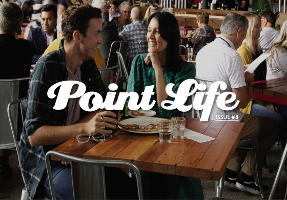 Read the latest Point Life