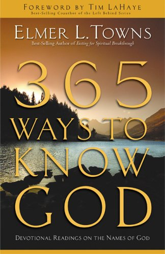 365 Ways to Know God
