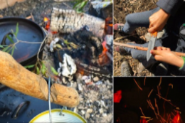 Young Adult Bushcraft and Survival Camp