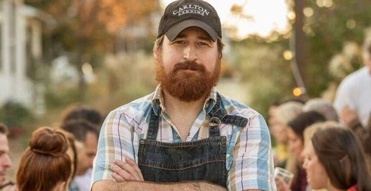 """""""Top Chef"""" contestant and Oklahoma native Joshua Valentine is now the resident chef at Carlton Landing."""