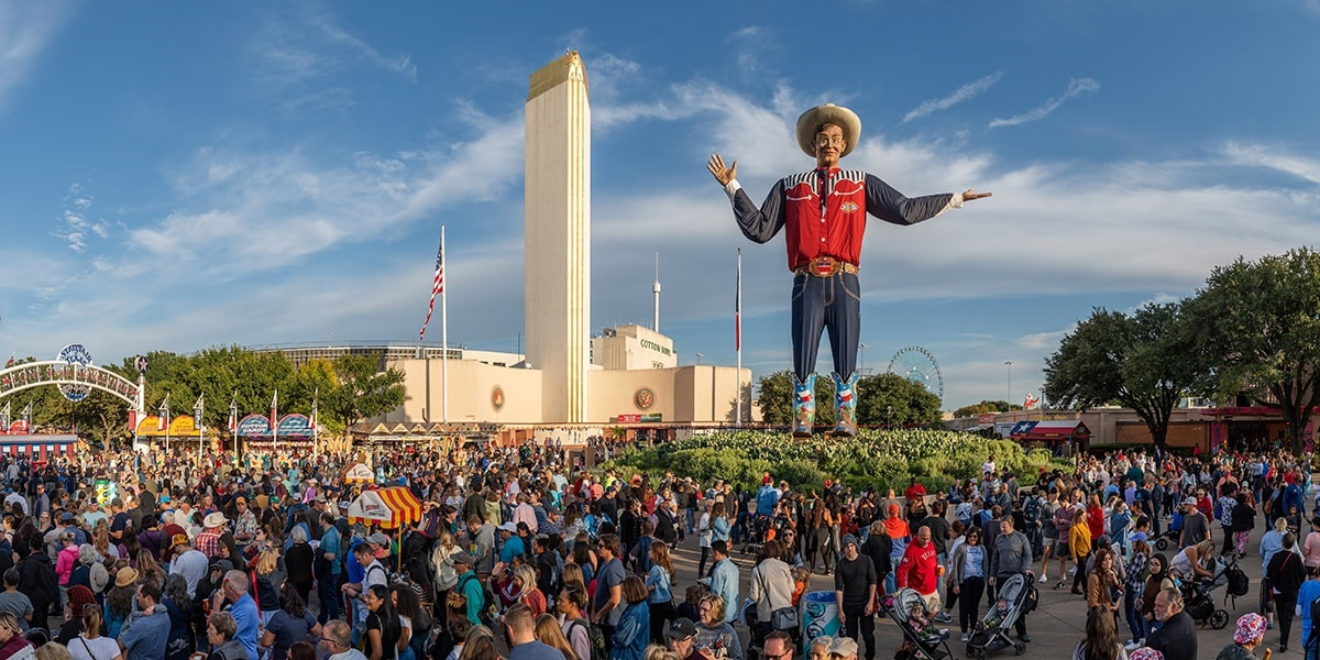 Ad: The State Fair of Texas