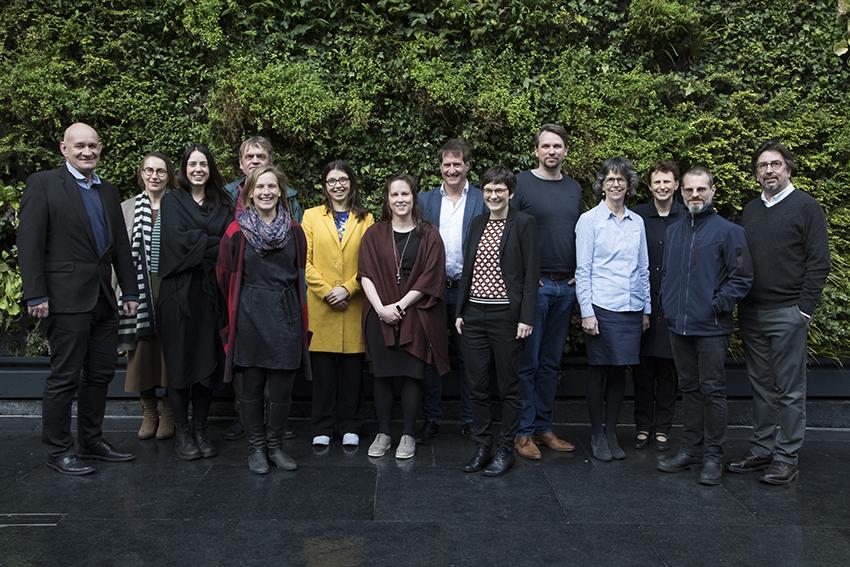 KE Open Scholarship Expert Group, Jan 2020