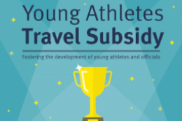 Young Athletes Travel Subsidy