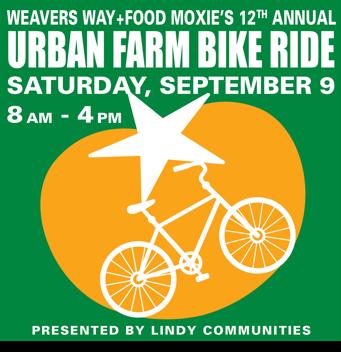 Urban Farm Bike Ride