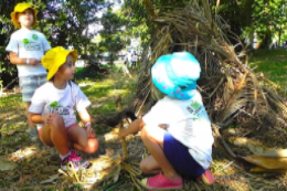 Nature Play Space Workshop