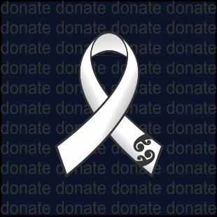 Please donate to White Ribbon