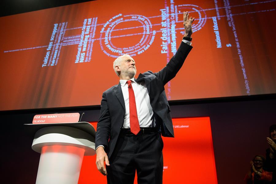 Waugh Zone Special: Jeremy Corbyn's Conference