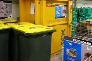 Degraves Street recycling hub