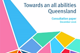 Towards an All Abilities Queensland
