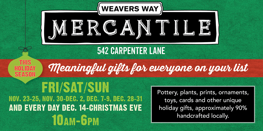 Weavers Way Mercantile