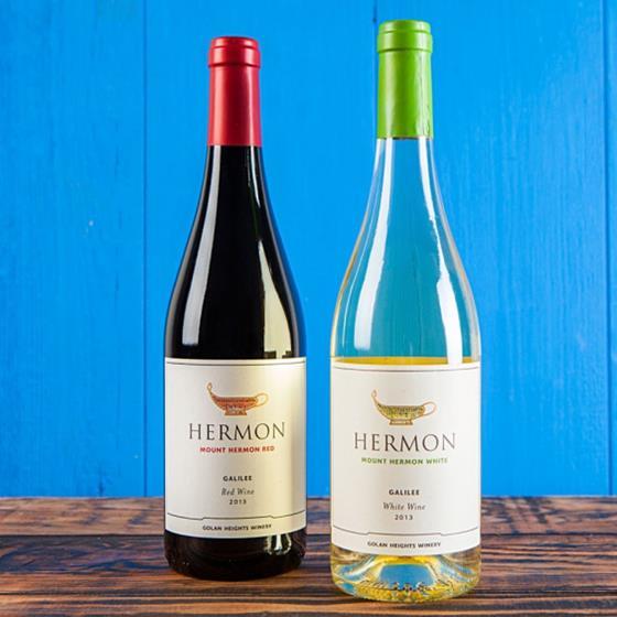 Hermon Passover Wines