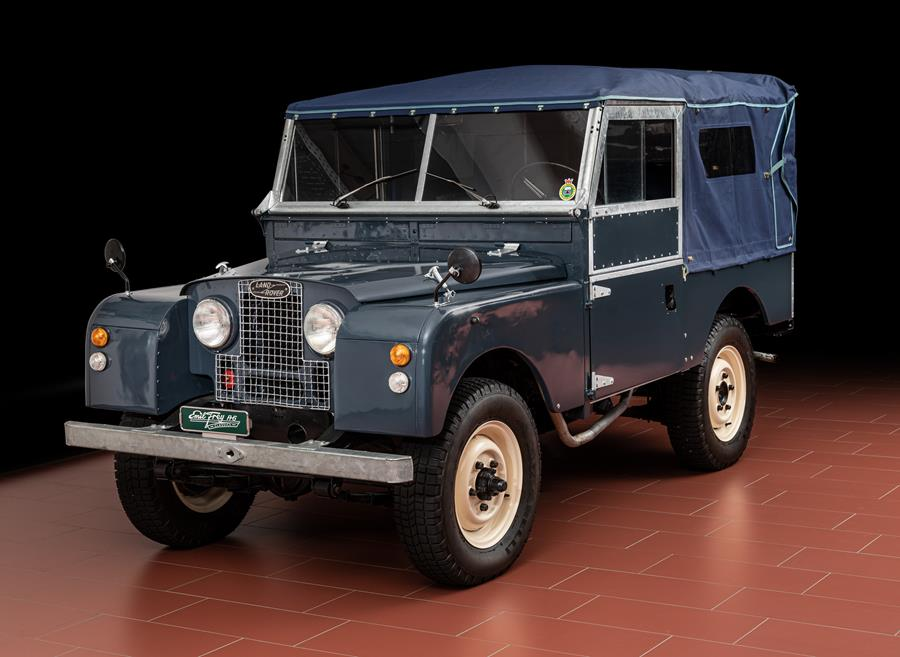 Land Rover 1955