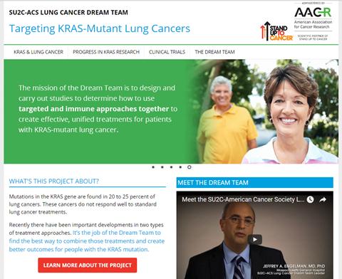 Lung Cancer Dream Team
