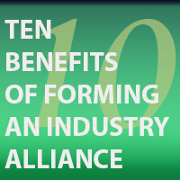 10 Benefits of Forming Industry Alliance