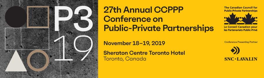 Web banner for CCPPP Conference.