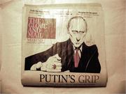 Globe and Mail Putin cover