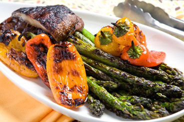Simple Grilled Vegetables