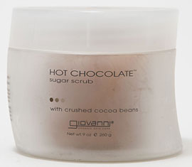 Giovanni Hot Chocolate Body Scrub