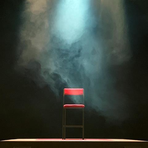 Fleabag chair, London, West End