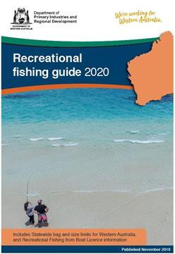 Recreational fishing guide 2020