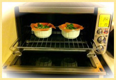 Mini Italian Breakfast Casseroles