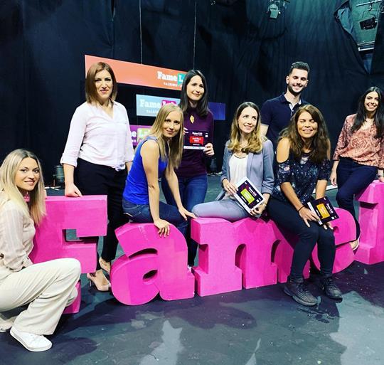 FameLab Cyprus 2019 finalists