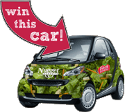 Win this Smart Car
