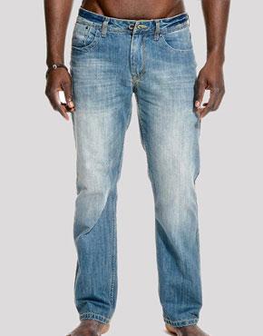 Mens Trax Original Fit Denim Jeans