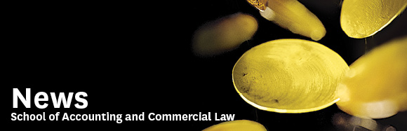 Victoria Business School News - School of Accounting and Commercial Law
