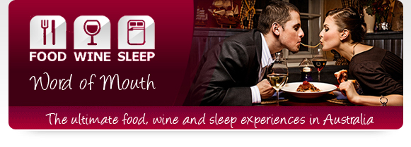 Food Wine Sleep Word of Mouth