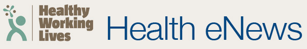 Health at Work Health eNews
