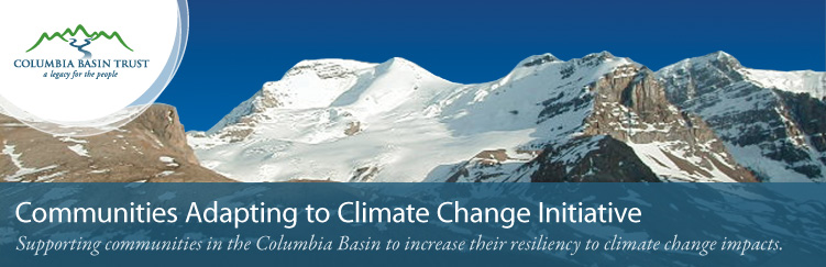 CBT's Communities Adapting to Climate Change Initiative (CACCI) Header