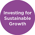 Investing for Sustainable Growth