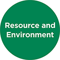 Resource and Environment logo