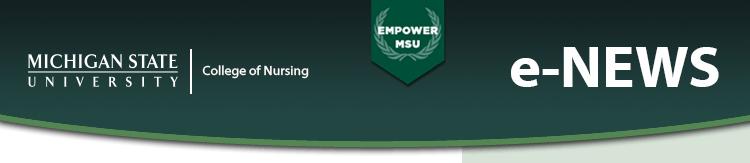 MSU College of Nursing eNews