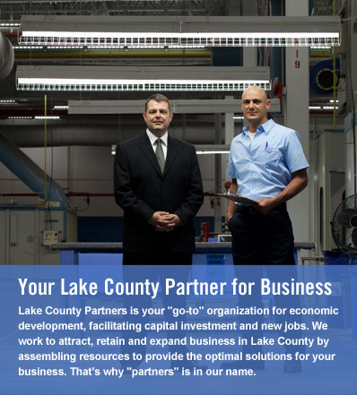 Your Lake County Partner for Business